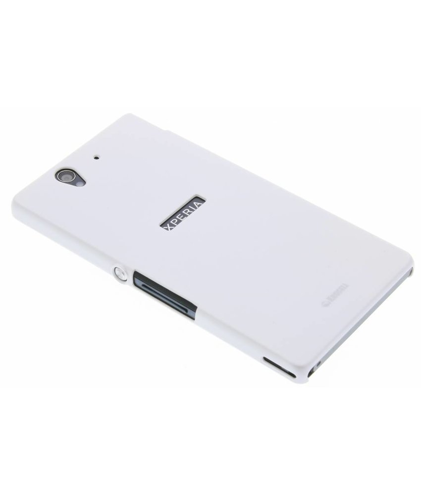Krusell ColorCover Sony Xperia Z - Wit