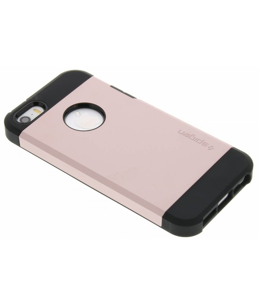 Spigen Tough Armor Case iPhone 5 / 5s / SE - Rosé