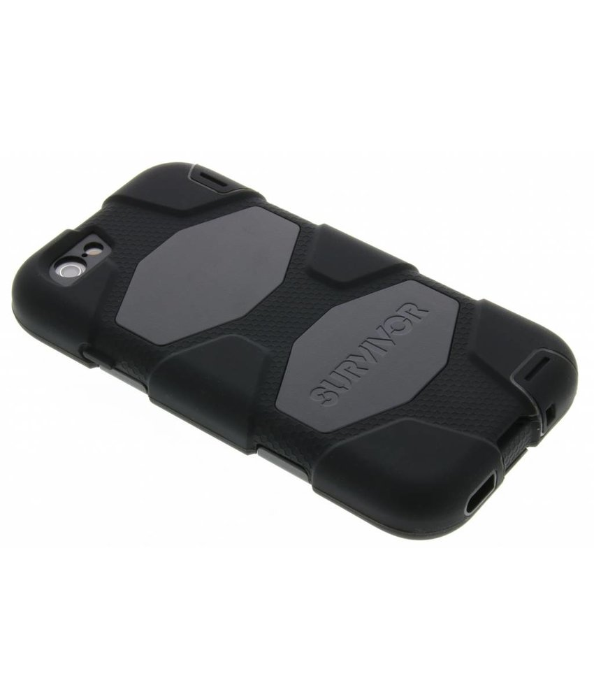 Griffin Survivor All-Terrain iPhone 6 / 6s - Zwart