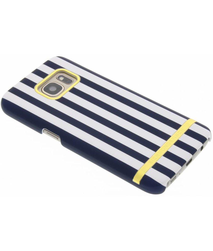 Richmond & Finch Satin Stripes Case Samsung Galaxy S7 - Nautical