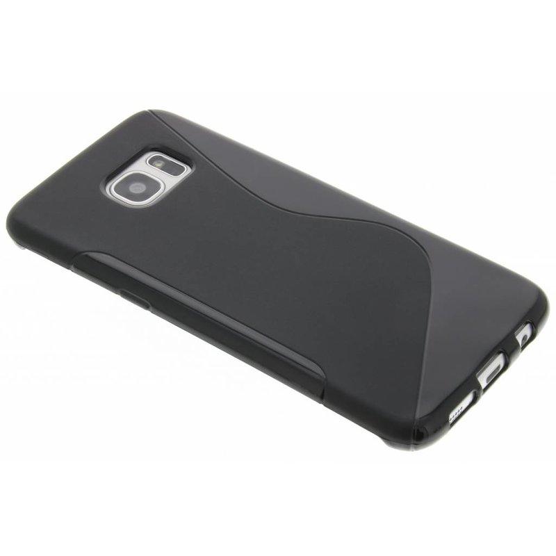 Zwart S-line TPU hoesje Samsung Galaxy S7 Edge