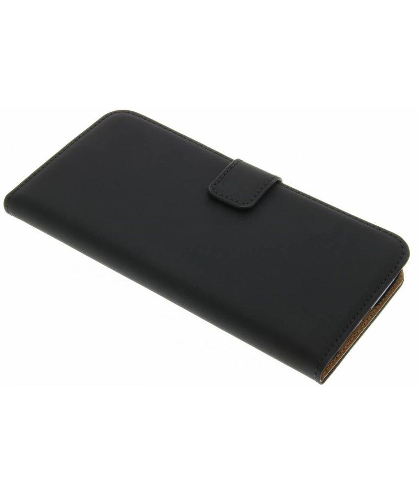 Selencia Luxe Book Case Samsung Galaxy S7 Edge - Zwart