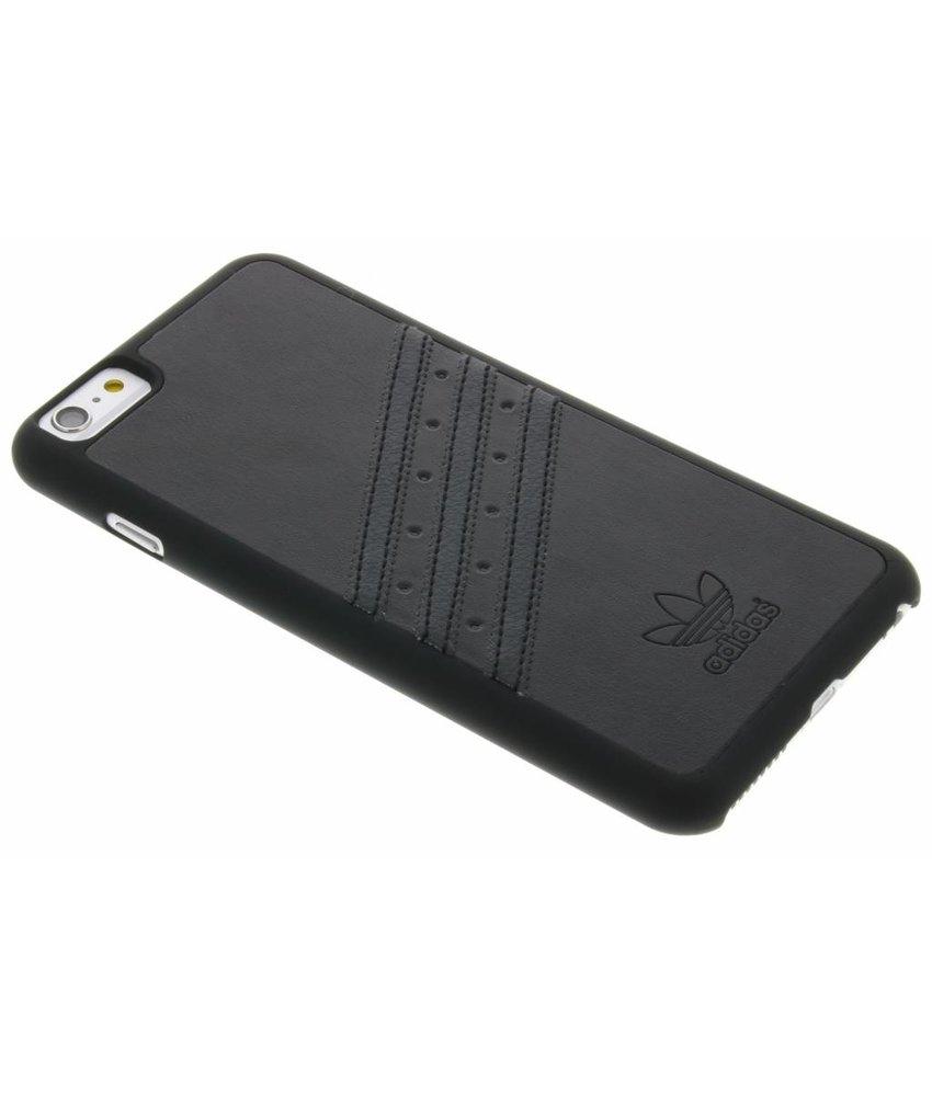 Adidas Basics Moulded Case iPhone 6(s) Plus - Zwart