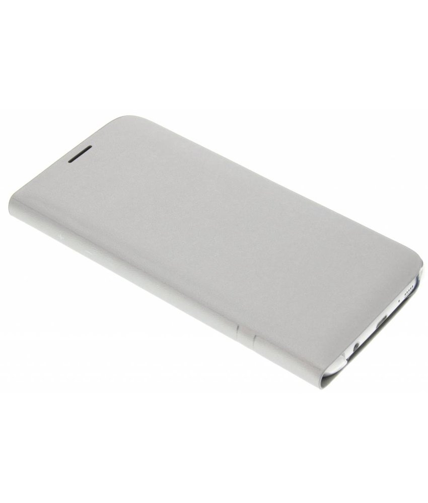 Samsung originele LED View Cover Galaxy S7 Edge - Silver