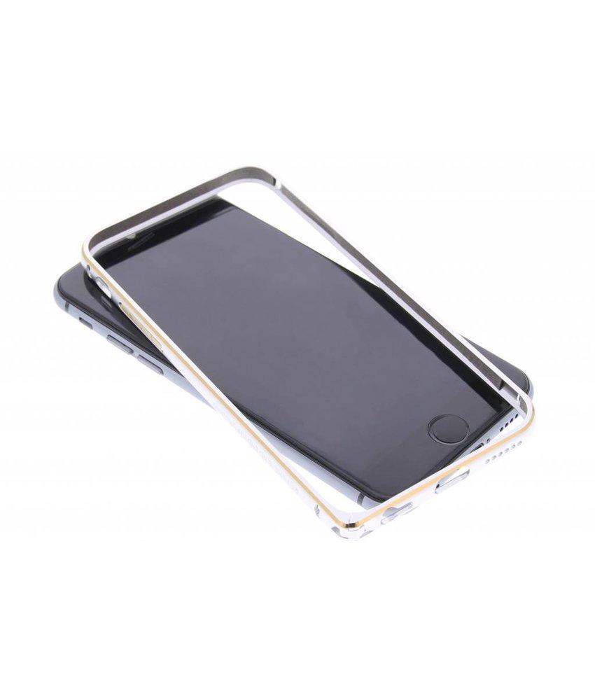 Nillkin Gothic Metal Frame bumper iPhone 6 / 6s - zilver