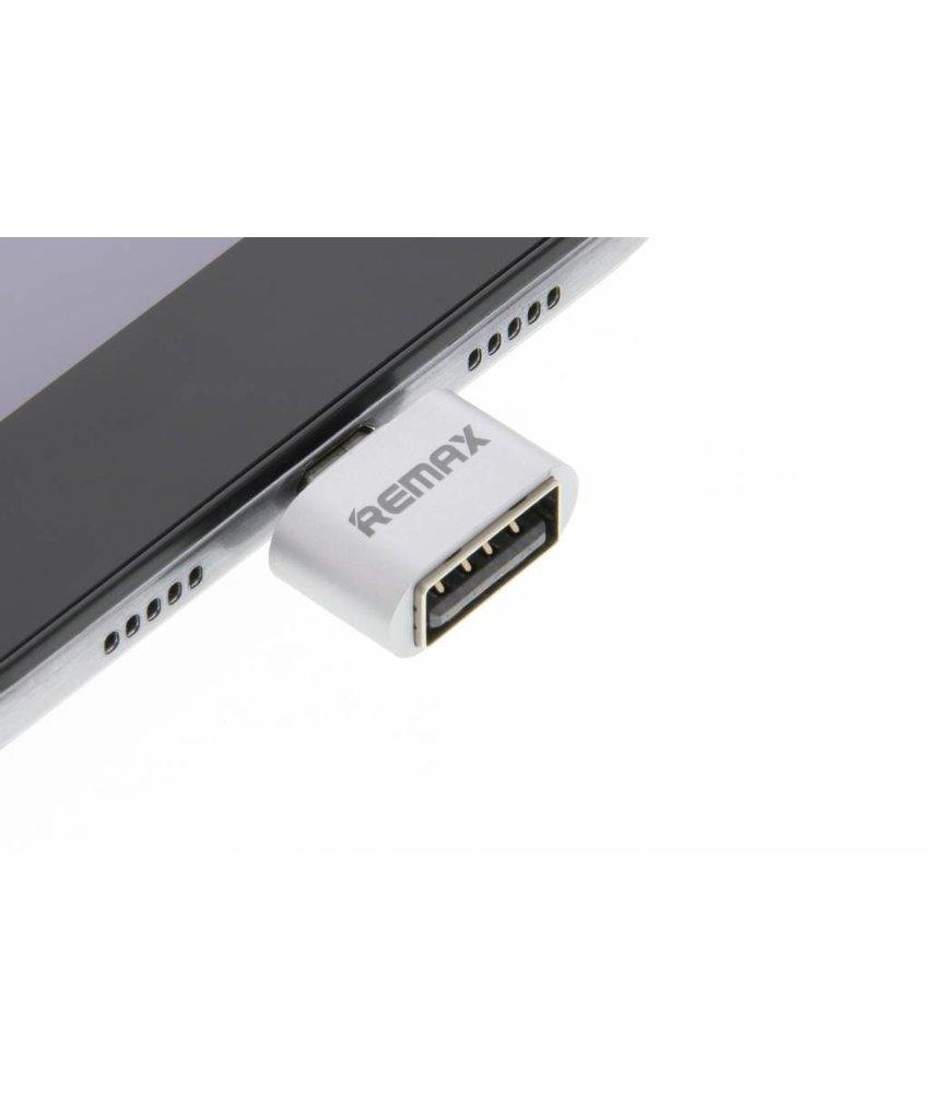REMAX Micro-USB naar USB OTG adapter
