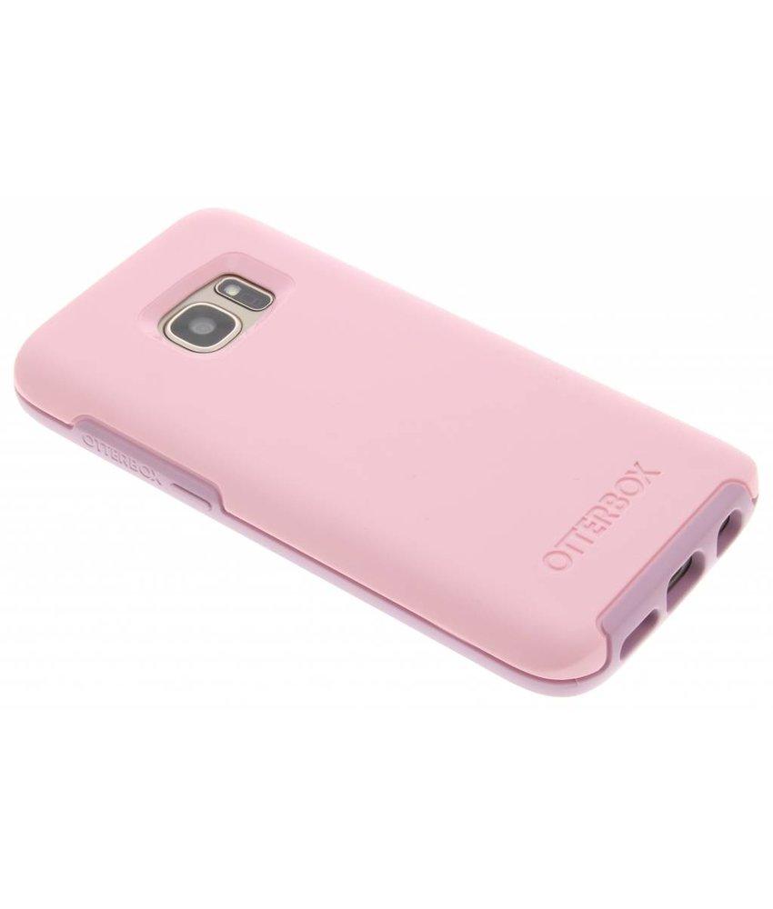 OtterBox Symmetry Case Samsung Galaxy S7 - Paris Blush