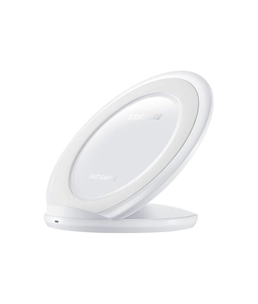 Samsung Wireless Fast Charger Stand - Wit