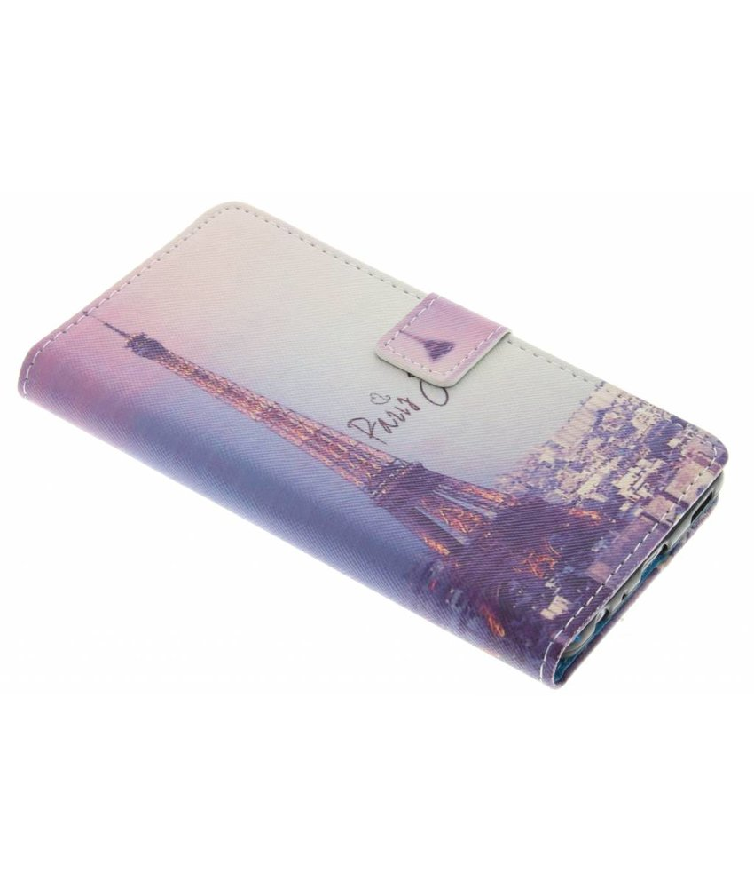 Design TPU booktype hoes Huawei P9