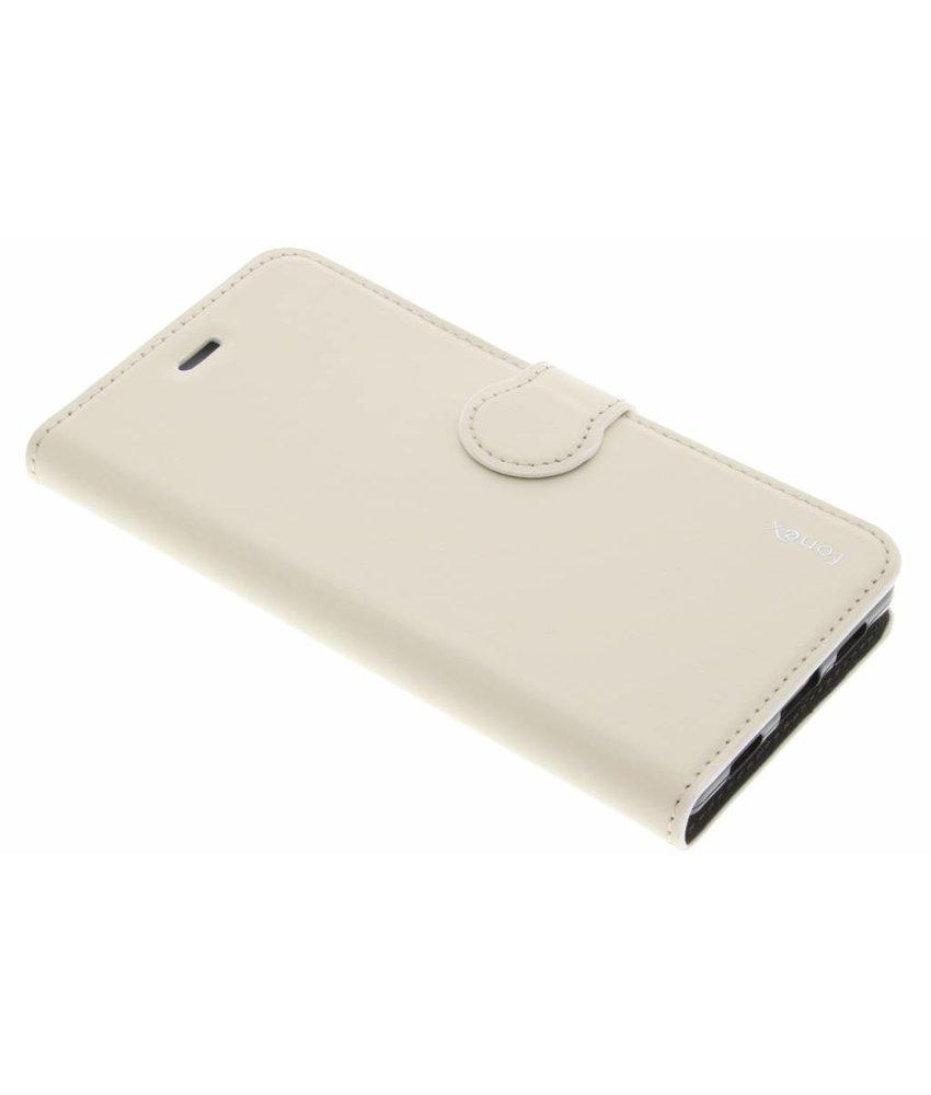 Fonex Identity Bookcase Huawei P8 Lite - Wit