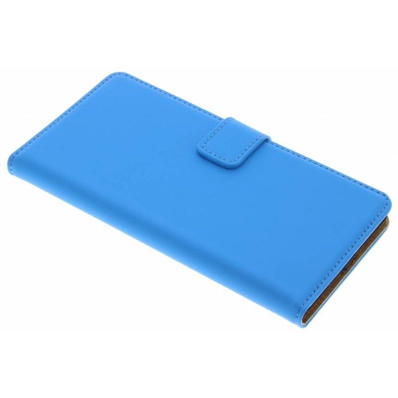 Selencia Luxe Book Case Huawei P9 Lite - Blauw