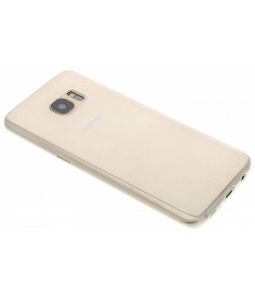 Ultra thin transparant TPU hoesje Samsung Galaxy S7 Edge