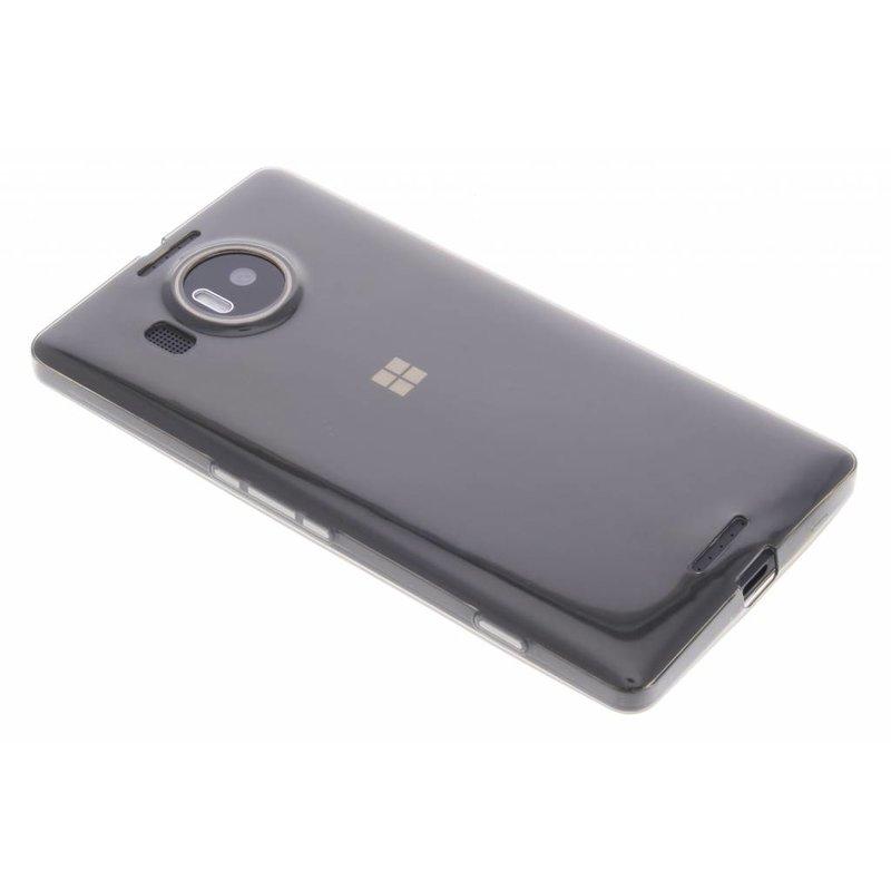 Ultra thin TPU hoesje Lumia 950 XL   TelefoonhoesjesXL.nl