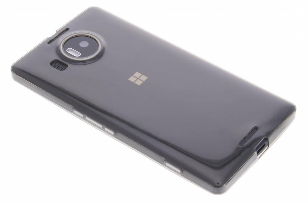 Ultra thin TPU hoesje Lumia 950 XL | TelefoonhoesjesXL.nl
