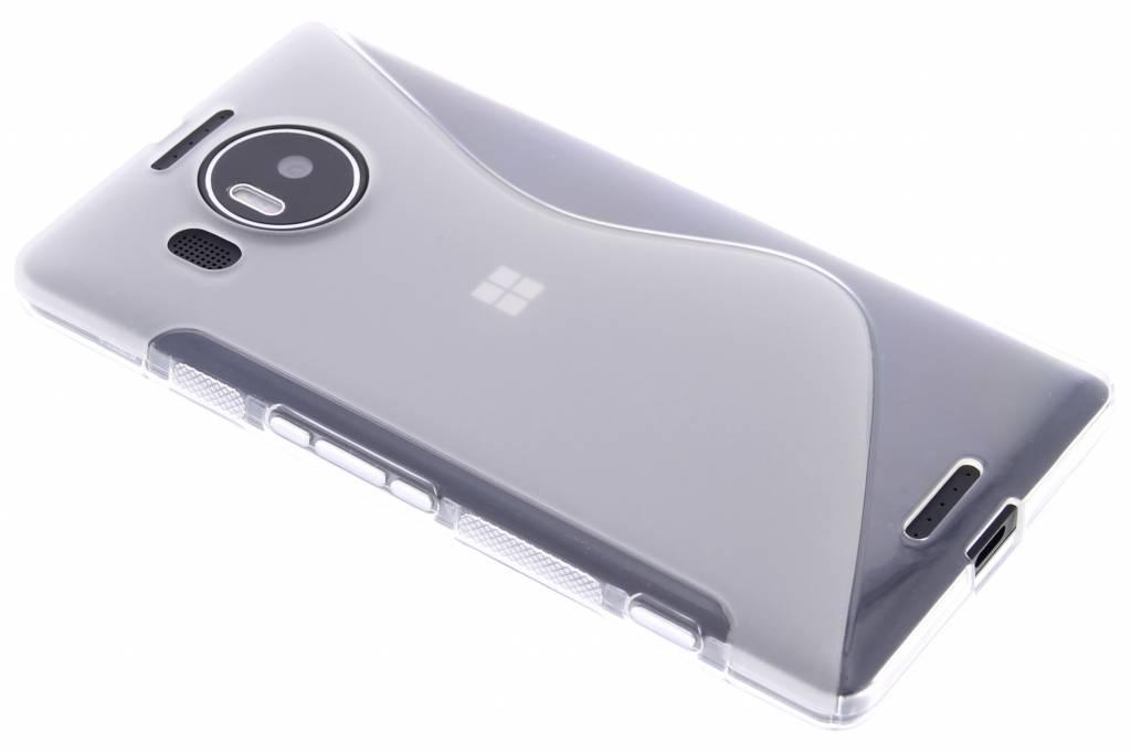 S-line TPU hoesje Lumia 950 XL | TelefoonhoesjesXL.nl