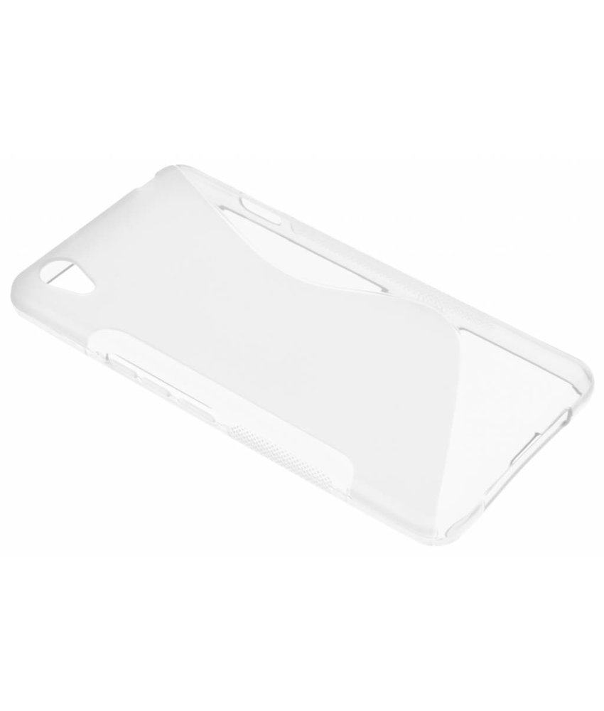 Transparant S-line TPU hoesje OnePlus X