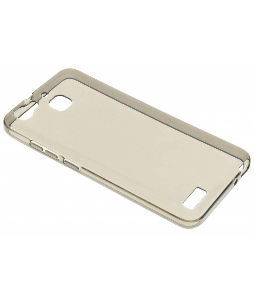 Grijs transparant gel case Huawei GR3