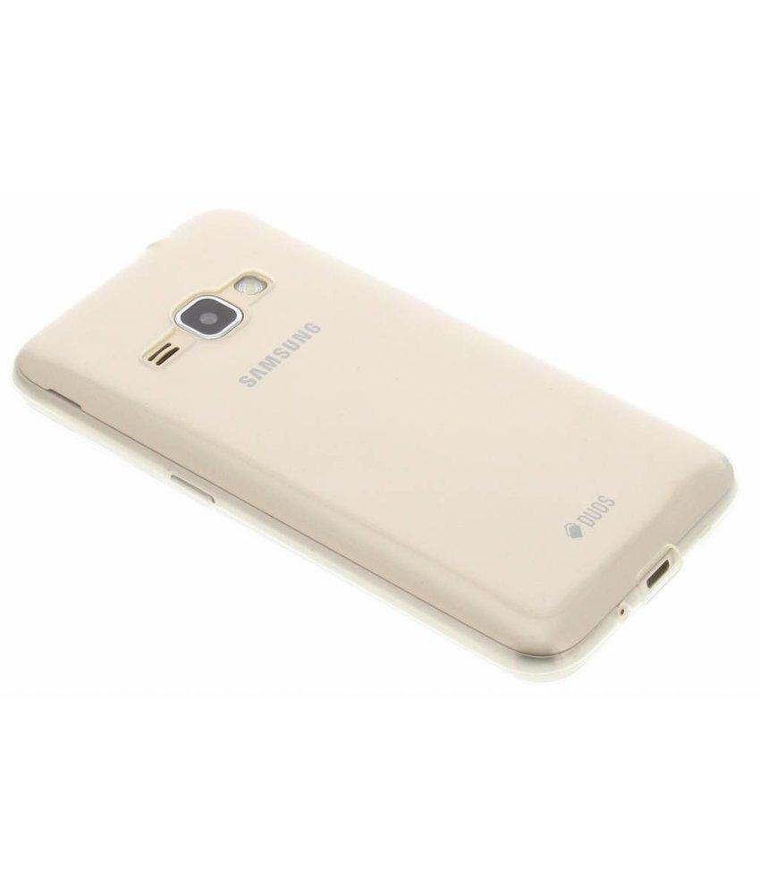 Ultra thin transparant TPU hoesje Samsung Galaxy J1 (2016)