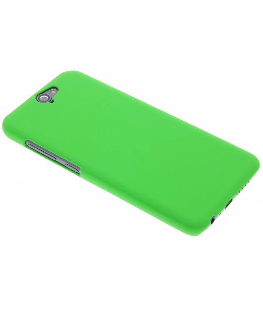 Groen effen hardcase hoesje HTC One A9