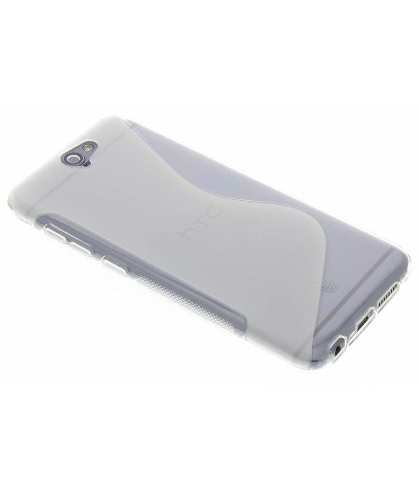 Transparant S-line TPU hoesje HTC One A9