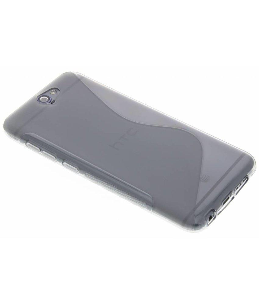 Grijs S-line TPU hoesje HTC One A9