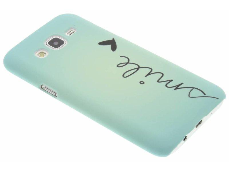 toile Conception Couverture Étui Rigide Pour Samsung Galaxy A5 4p0My