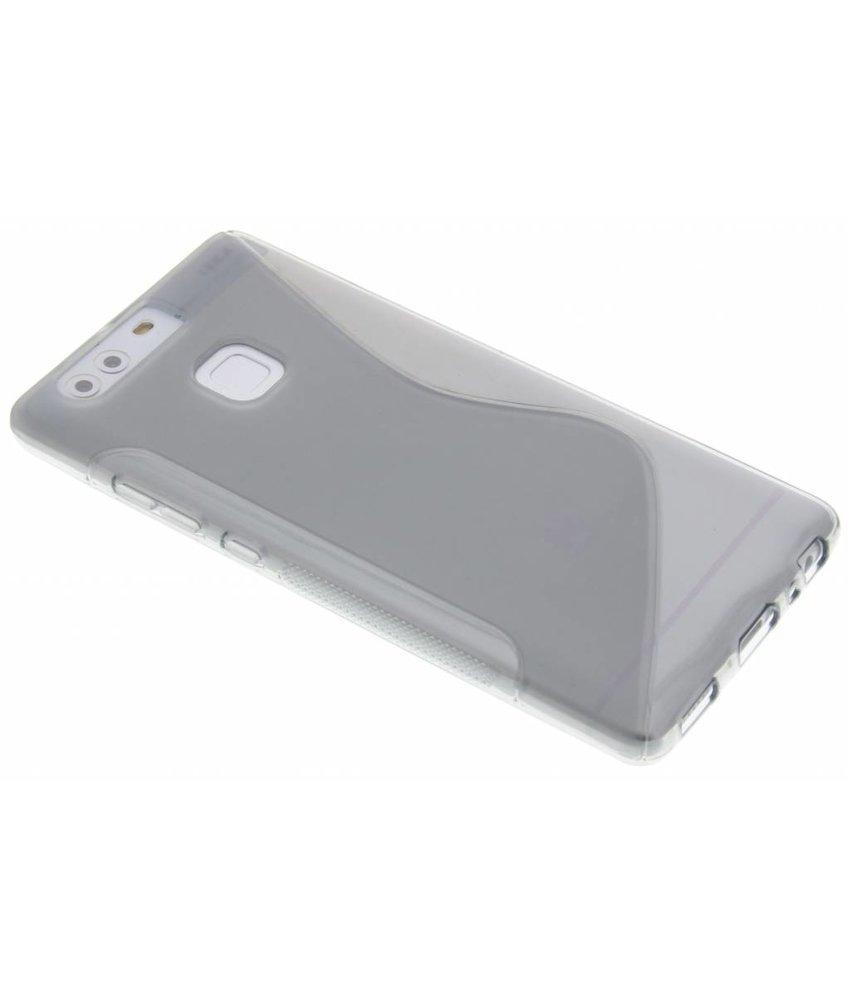 Grijs S-line TPU hoesje Huawei P9