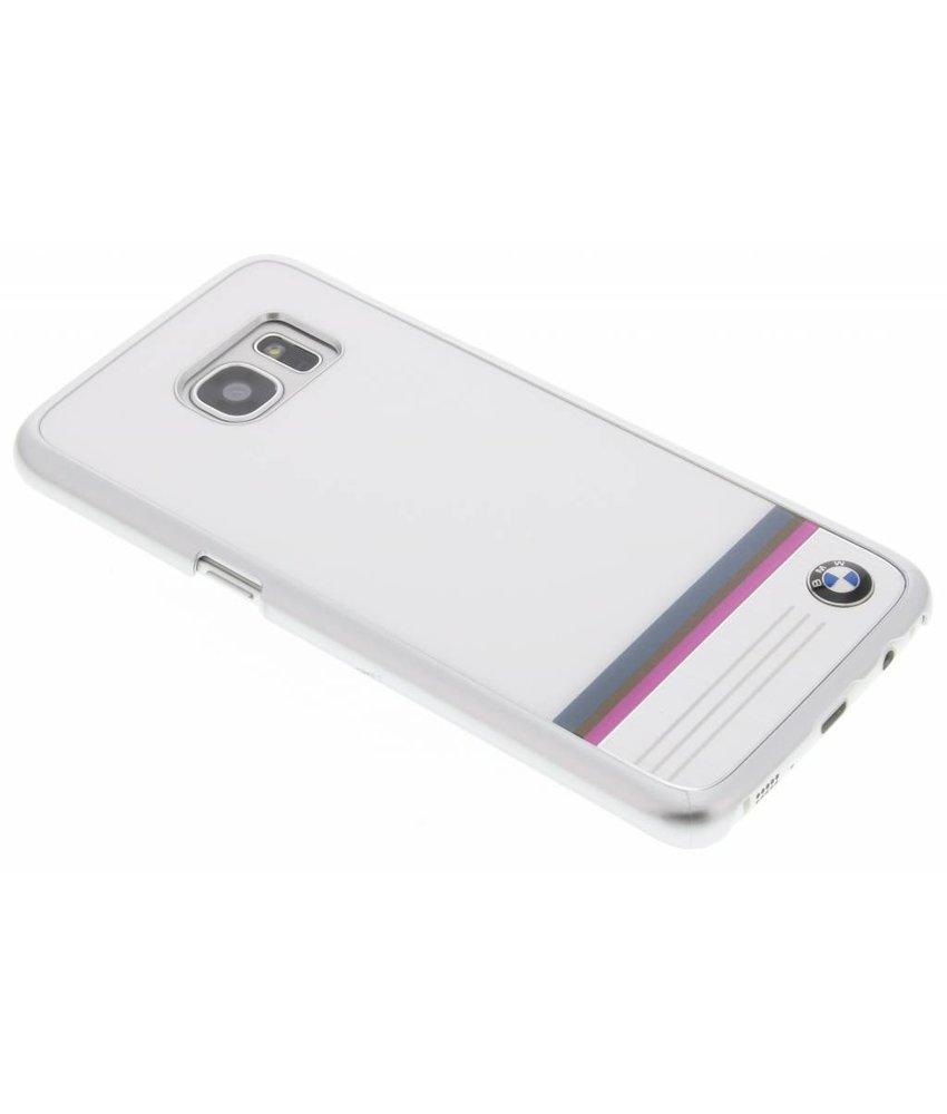 BMW Hard Case Aluminium Plate Samsung Galaxy S7 Edge