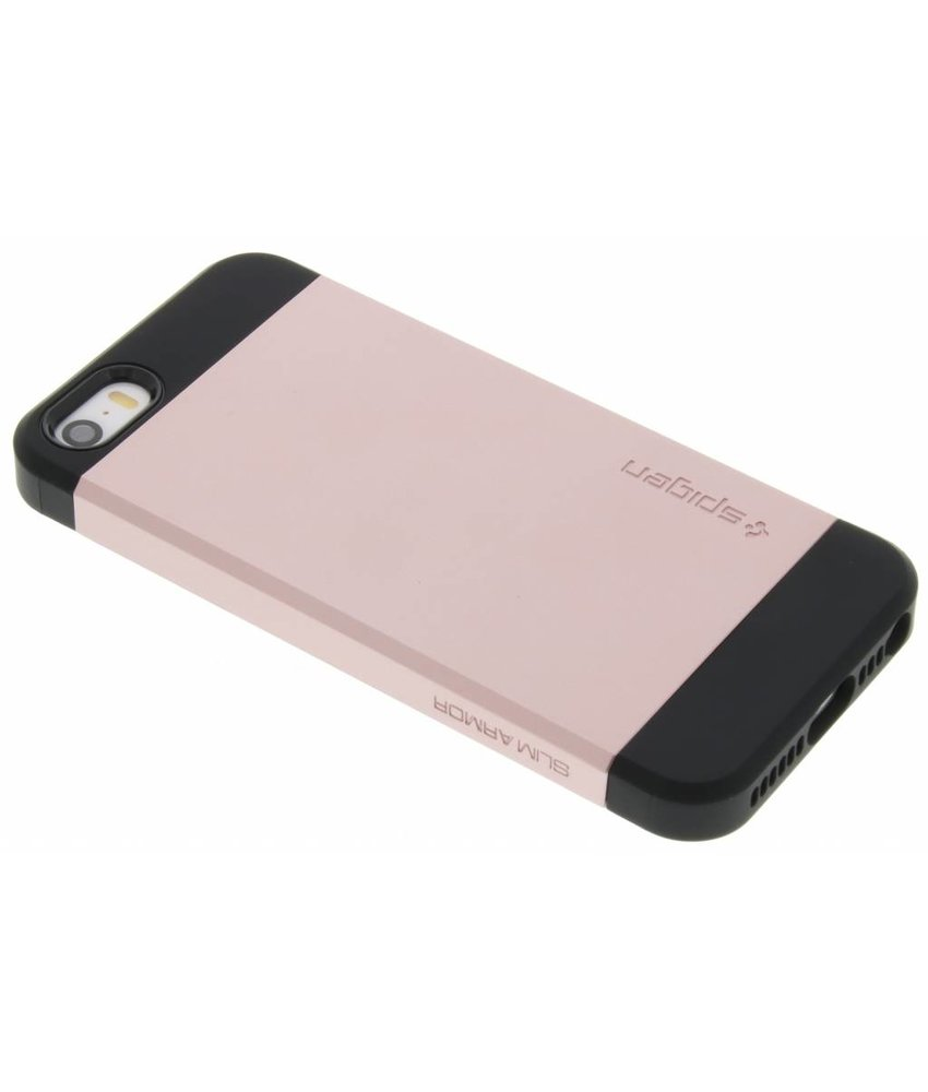 Spigen Rosé Slim Armor Case iPhone 5 / 5s / SE