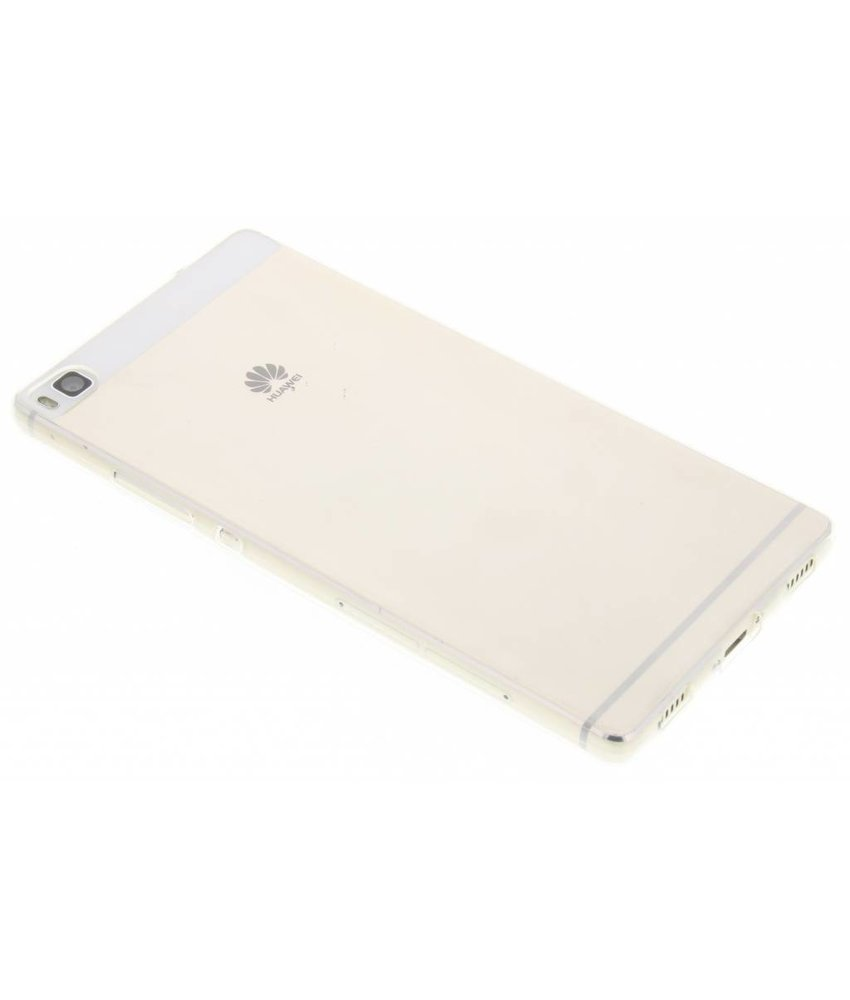 Transparant ultra thin transparant TPU hoesje Huawei P8