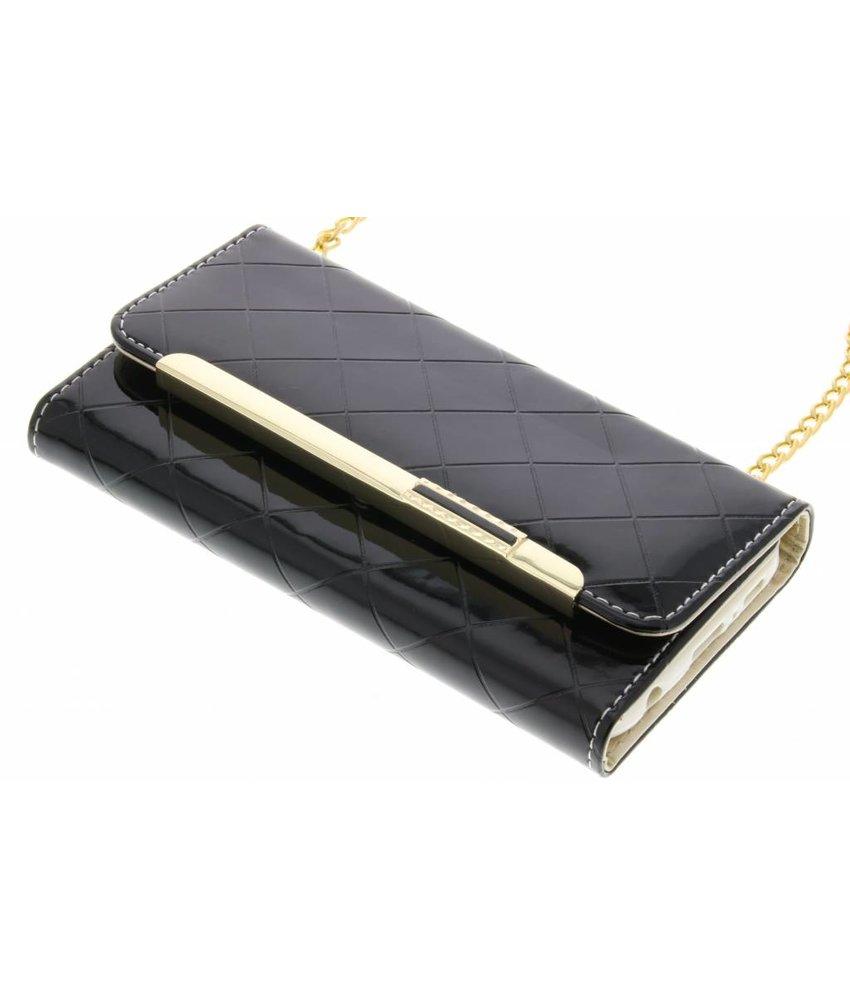 Glossy portemonnee hoesje Samsung Galaxy S7 Edge
