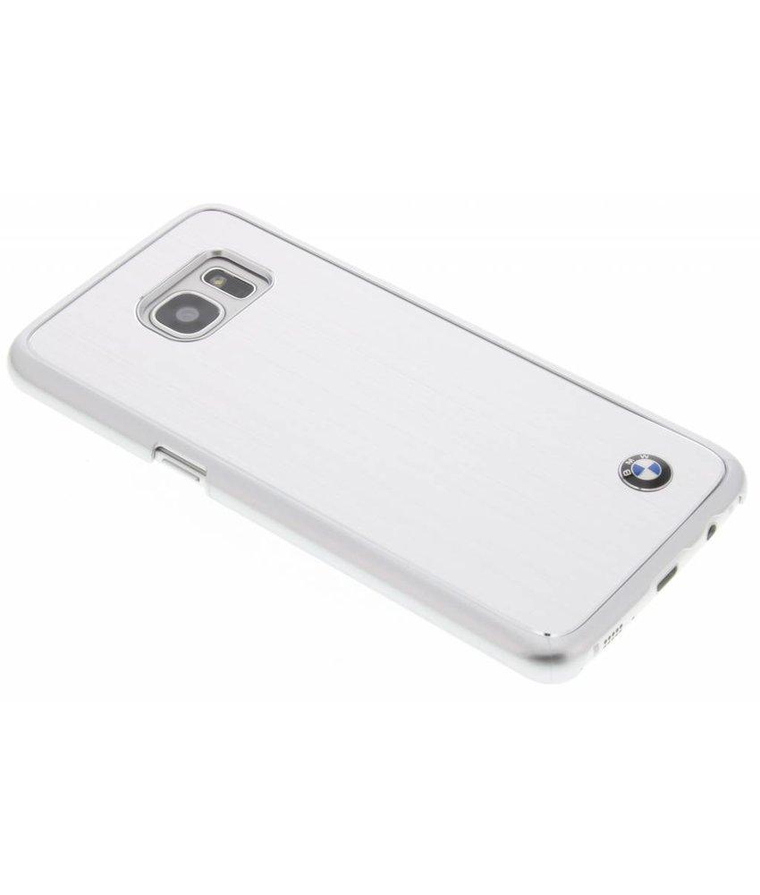 BMW Brushed Aluminium Hard Case Samsung Galaxy S7 Edge