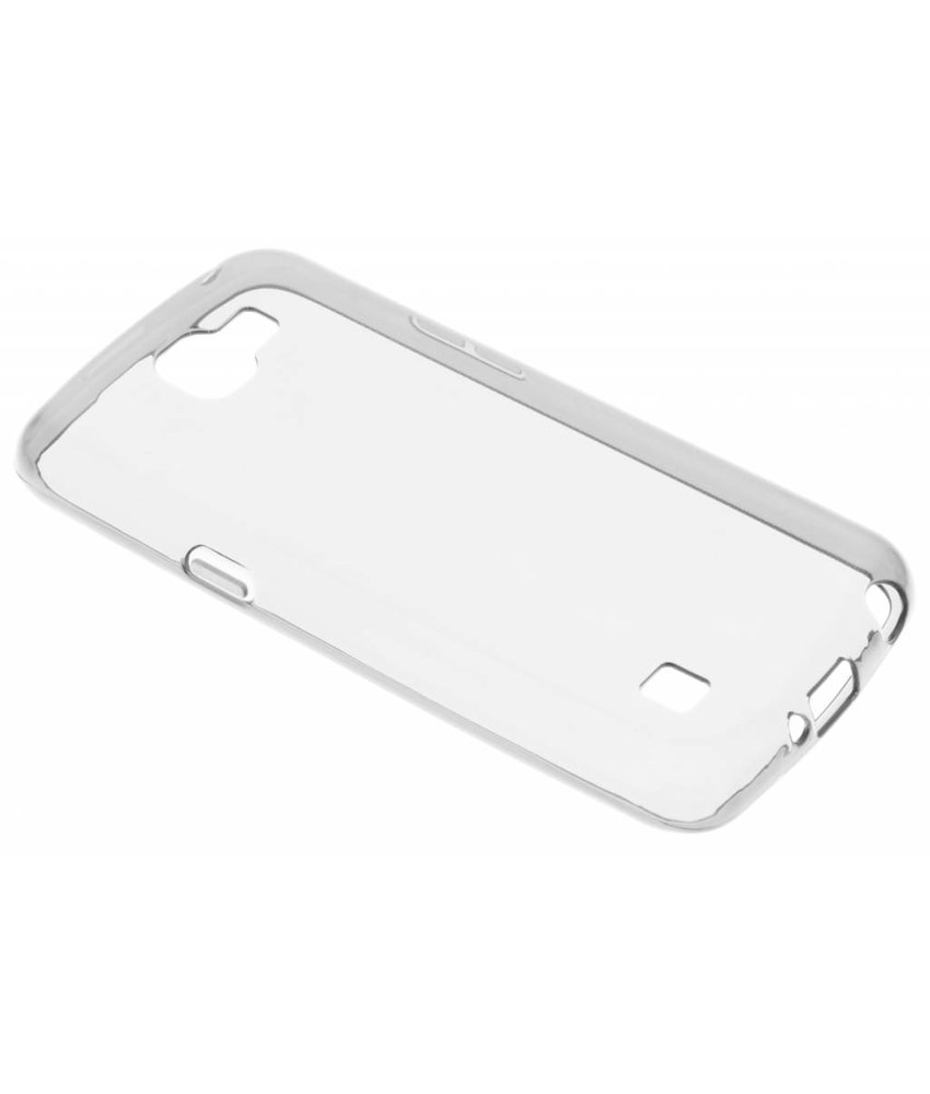 Transparant gel case LG K4