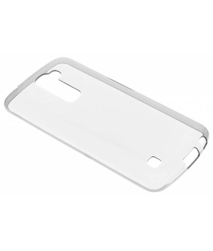 Transparant gel case LG K10