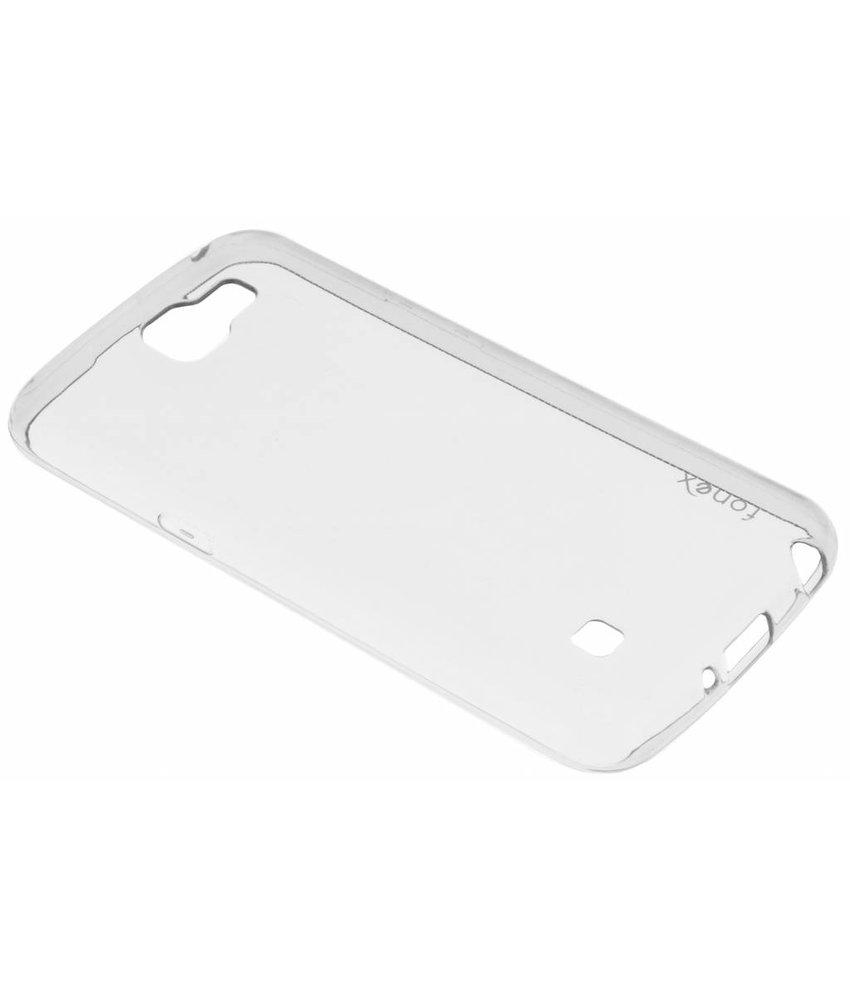 Fonex Invisible Ultra Thin Case LG K4 - Transparant