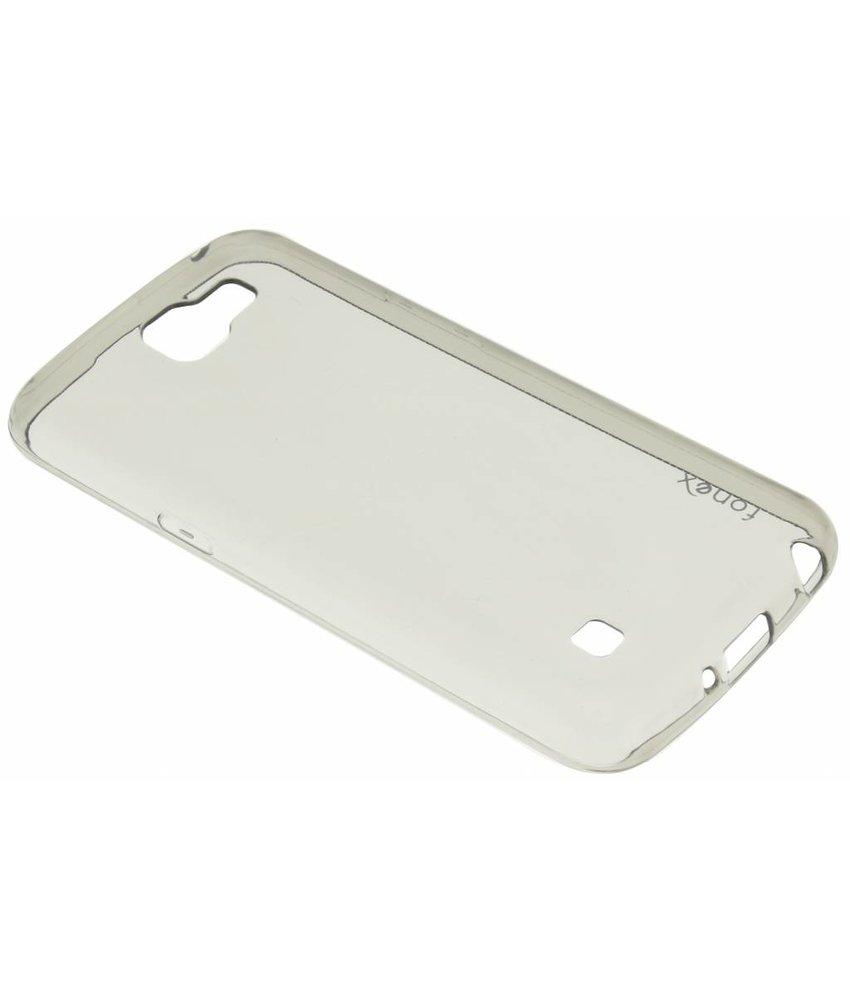 Fonex Invisible Ultra Thin Case LG K4 - Grijs