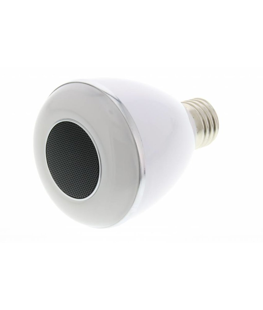 Bluetooth LED lamp met speaker