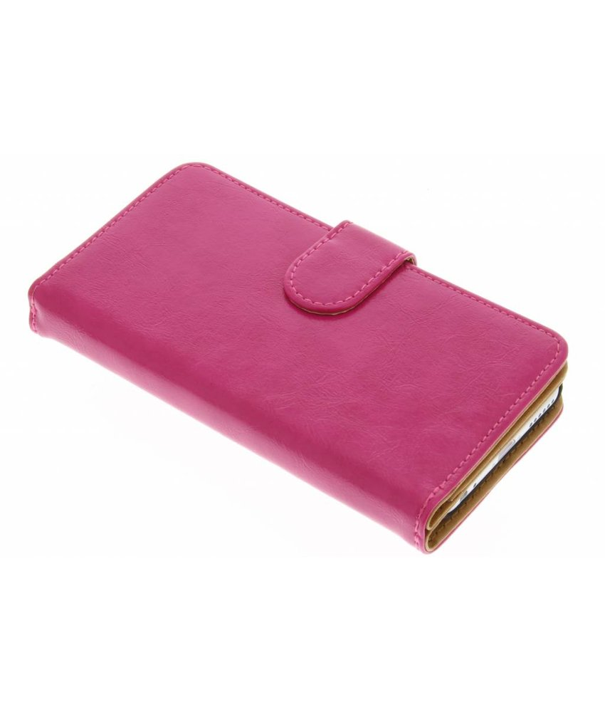 Fuchsia 14-vaks wallet case iPhone 6 / 6s