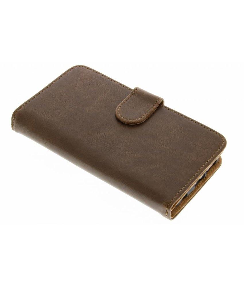 Bruin 11-vaks wallet case Samsung Galaxy S6 Edge
