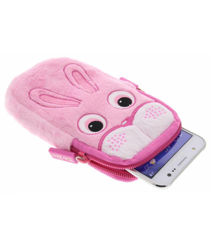 TabZoo Universele konijn telefoonhoes