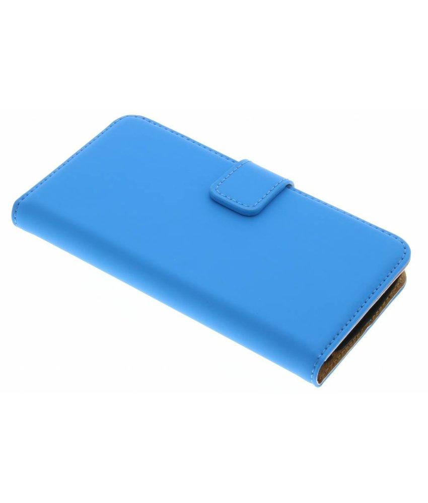 Selencia Luxe Book Case LG K4 - Blauw