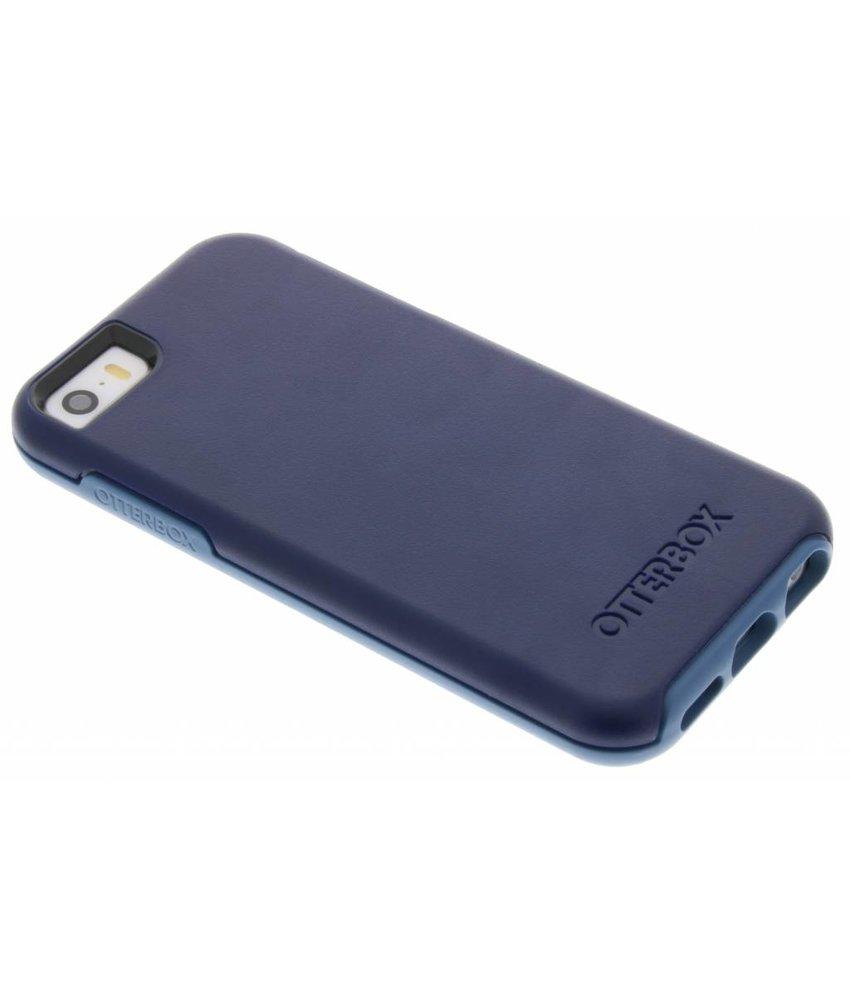OtterBox Symmetry Series Case iPhone 5 / 5s / SE - Blauw