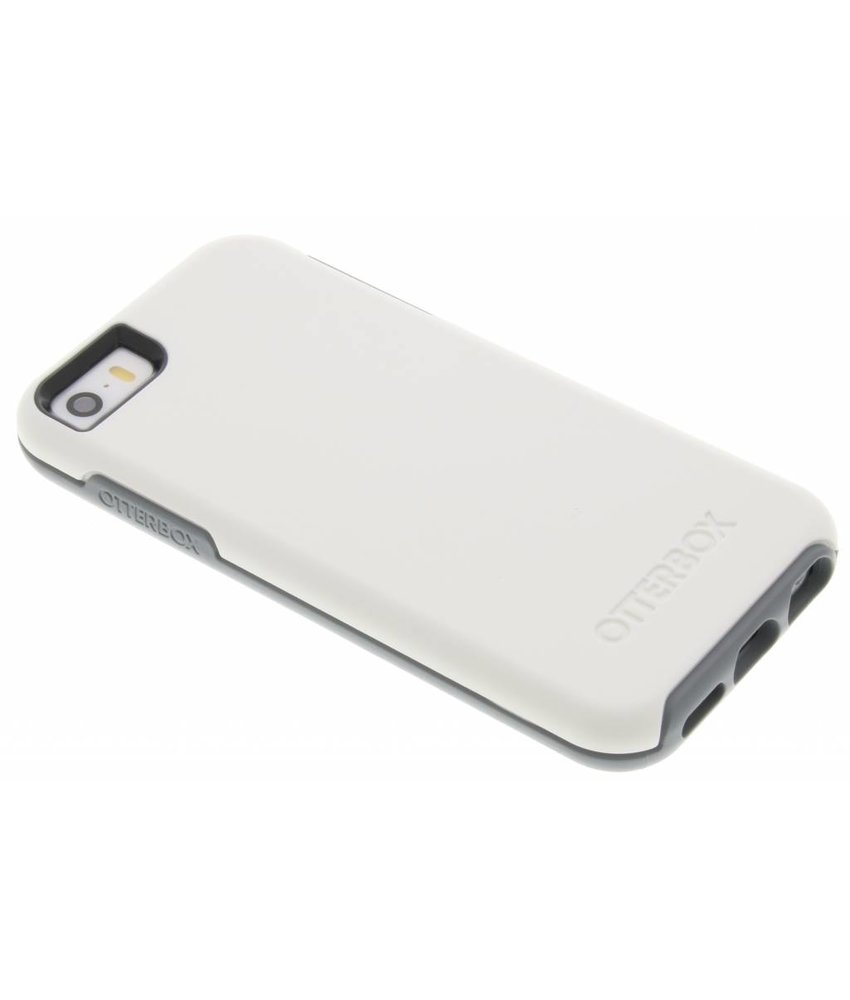 OtterBox Symmetry Series Case iPhone 5 / 5s / SE - Wit