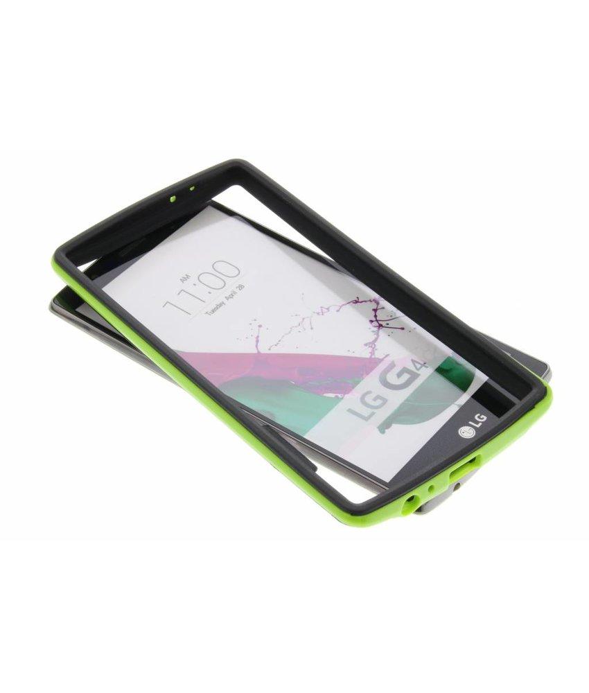 Groen bumper LG G4