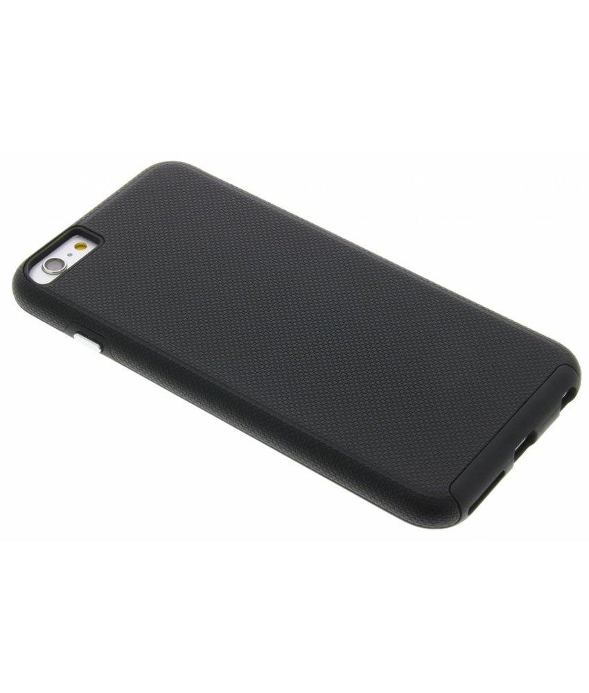 Zwart rugged case iPhone 6(s) Plus