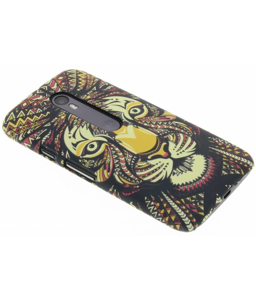 Aztec animal design hardcase LG G3