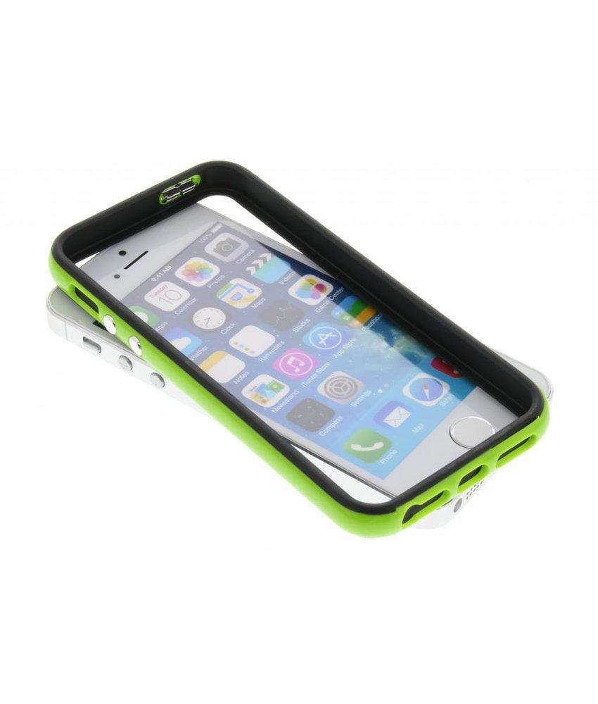 Groen bumper Samsung Galaxy S5 Mini