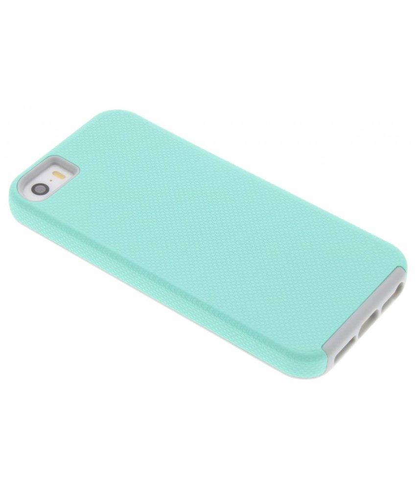 Mintgroen rugged case iPhone 5 / 5s / SE