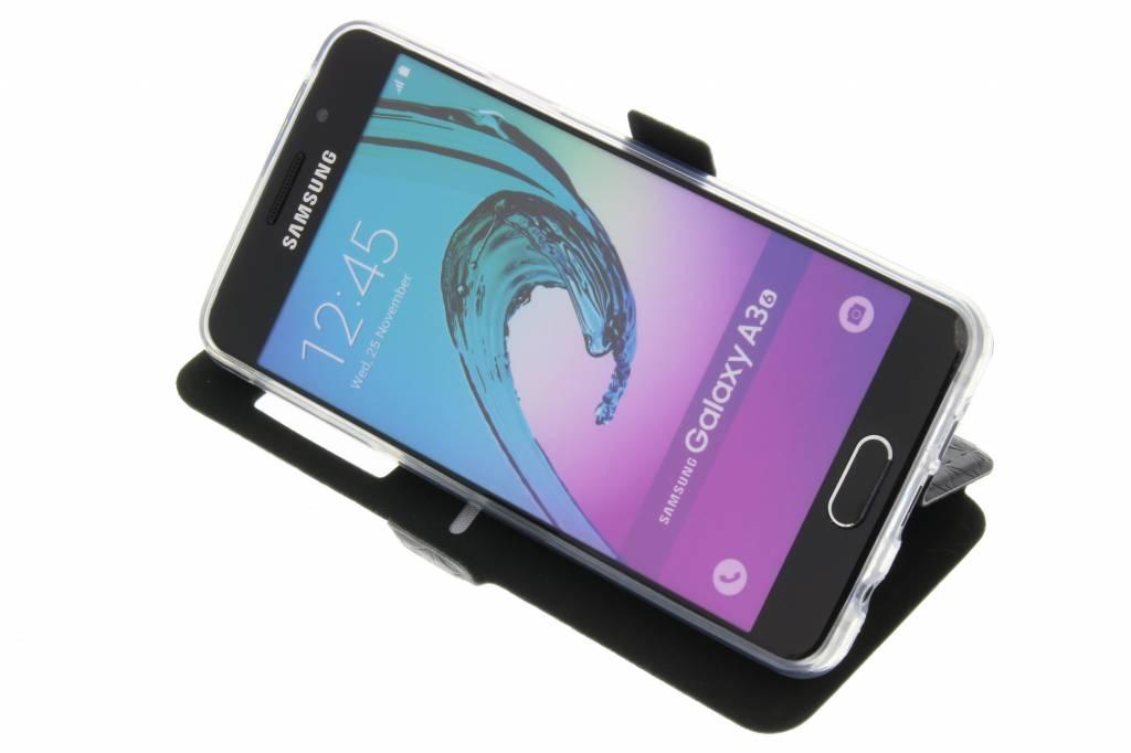 Cas Du Noir De Losange Pour Samsung Galaxy A3 (2016) 1kMZvYkPl