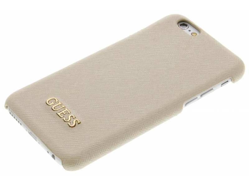 iPhone 6 / 6s hoesje - Guess Saffiano Collection Hard